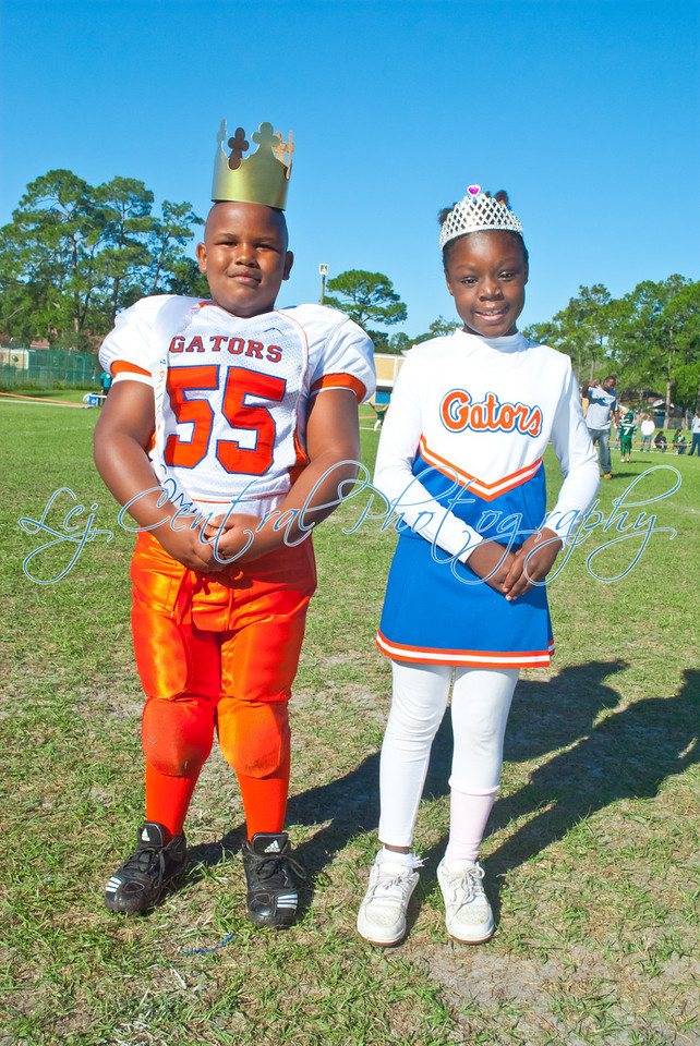 2011 Gators Homecoming
