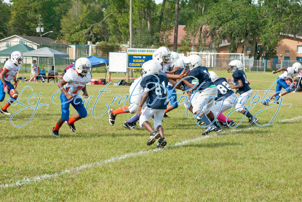 2011 Gators vs Ormond Beach Junior Varsity