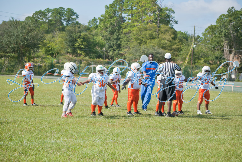 2011 Gators vs Saints Mitey Mites