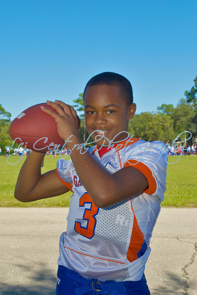 Willie Jackson Gators Junior Varsity 2011