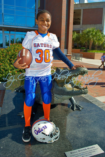 Willie Jackson Gators Pee-Wee 2011